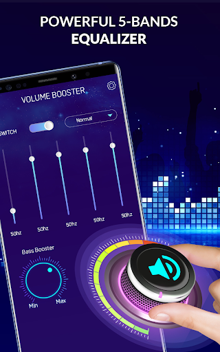 Volume Up - Sound Booster Pro -Volume Booster 2020 2.2.9 screenshots 2