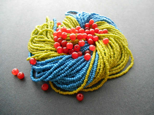 Juniper Berry Bead Color Idea