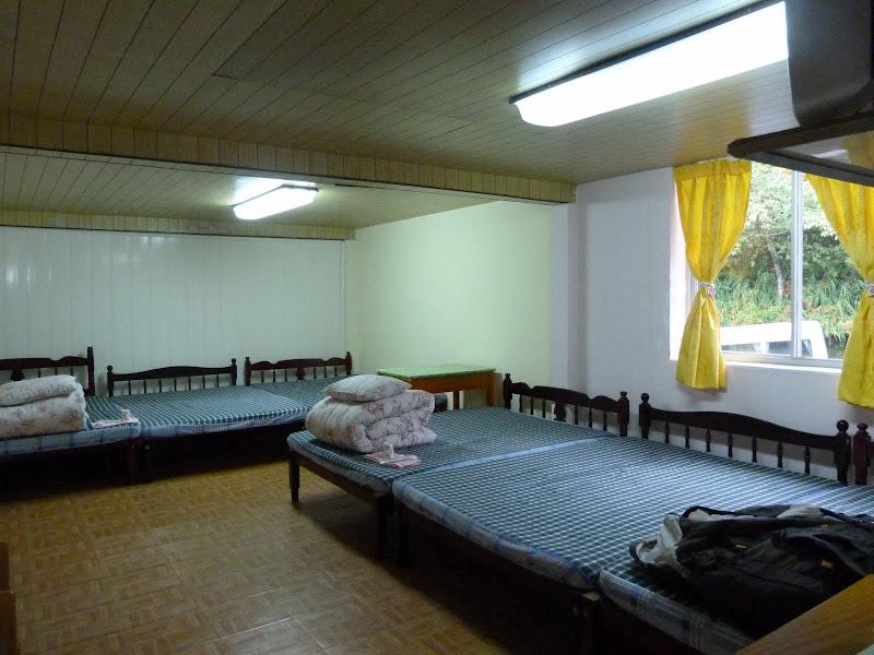 dortoir de l'église à Alishan
