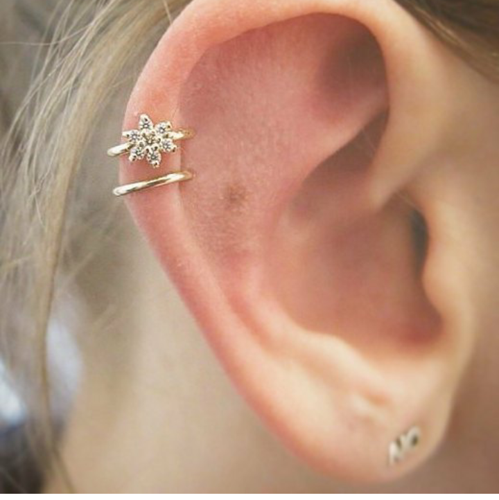 PIERCING BETWEEN FASHION AND RISK ,WHAT'S THE MEAN OF PIERCING 4