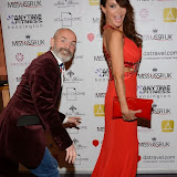 OIC - ENTSIMAGES.COM - Lizzie Cundy and Julian Bennet at the Miss USSR UK 2015 contest in London 1st May 2015  Photo Mobis Photos/OIC 0203 174 1069