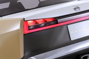 Nissan IDx Freeflow Tail Lights
