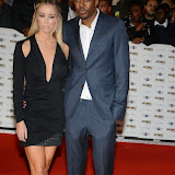 WWW.ENTSIMAGES.COM -     Lauren Pope  and Vas J Morgan  arriving at        MOBO Awards 2014 at SSE Arena Wembley October 22nd 2014Annual awards show recognising the best in urban music which is supported by HTC.                                                Photo Mobis Photos/OIC 0203 174 1069