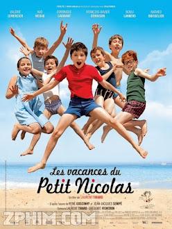 Kỳ Nghỉ Hè Của Nhóc Nicolas - Nicholas on Holiday (2014) Poster