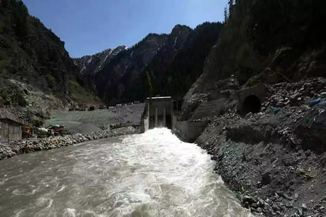 Talks between Indus Commissioners of India, Pakistan underway