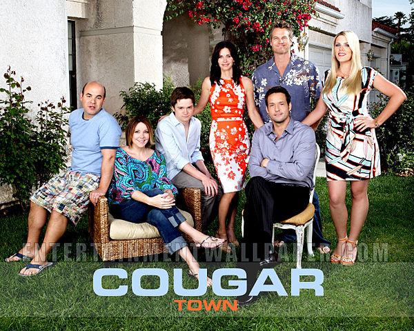 熟女鎮 Cougar Town
