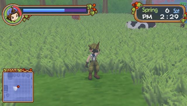 mungkin Harvest Moon yaitu game yang sangat membosankan 7 Hal Yang Membuat Kamu Bosan Bermain Harvest Moon
