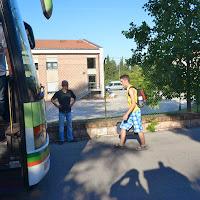 PIELGRZYMKA DO WŁOCH: Asyż, Nursja, Cassia, 23.07.2014r.