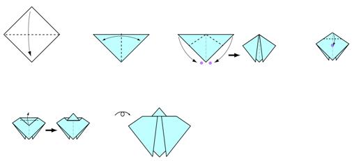 3d origami instructions pdf