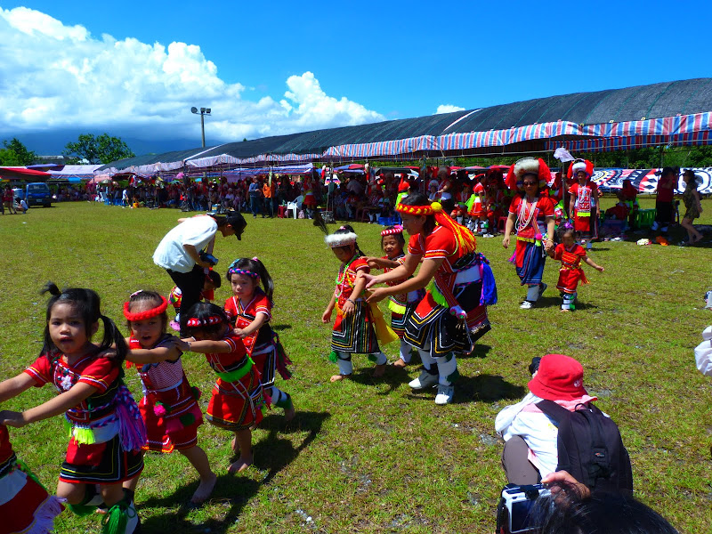 Hualien County. De Liyu lake à Guangfu, Taipinlang ( festival AMIS) Fongbin et retour J 5 - P1240601.JPG