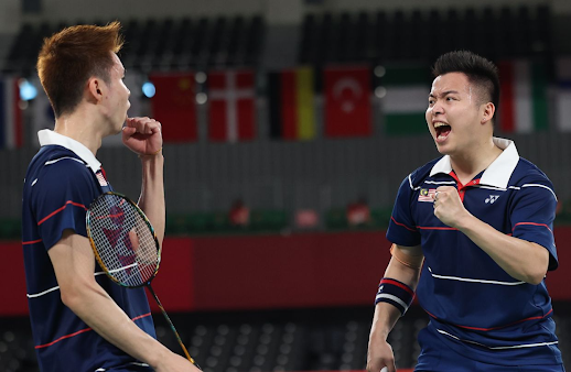 Link Live Streaming Thomas Cup 2021