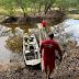 Localizado corpo de homem que se afogou no rio Apiacás