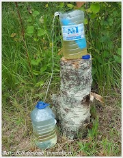 Готовим питьевую воду.