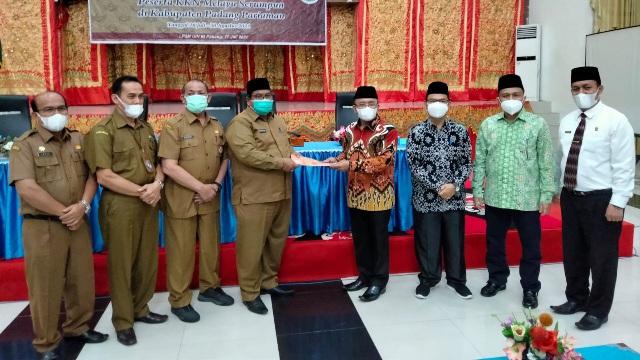 KKN-PPM Melayu Serumpun 2021 Digelar di Padang Pariaman