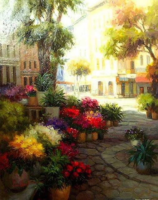 لوحات  Dae shun Kim