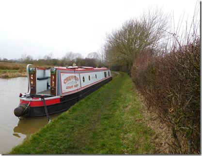 2 mooring near bridge 107