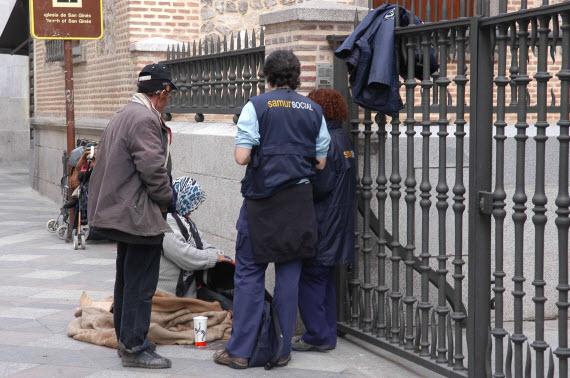 Ayudas contra la exclusión social