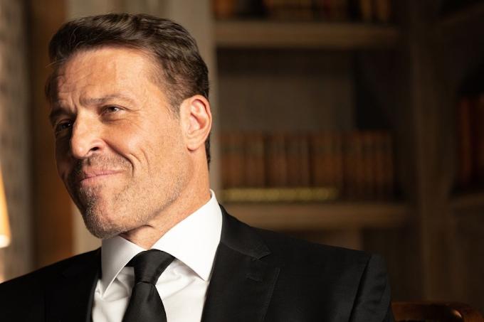 Tony Robbins le mostrará el camino más seguro hacia la independencia financiera