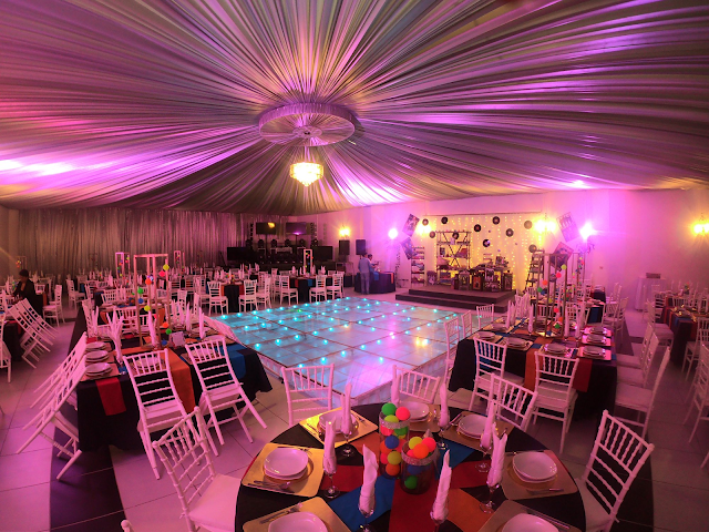 Las ventajas de hacer tu fiesta en un salón de eventos