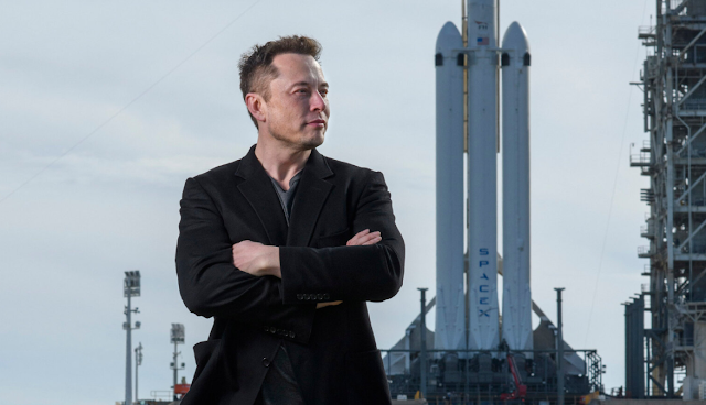 Elon Reeve Musk Atau Elon Musk, Iron Man Versi Dunia Nyata