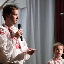 Beseda u cimbálu v Ostrožské Lhotě 2011