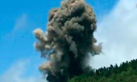 Κανάρια νησιά : Συναγερμός στη Λα Πάλμα - Εξερράγη ηφαίστειο ύστερα από 50 χρόνια
