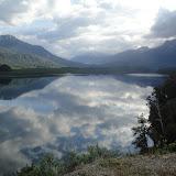 Doppio cielo o doppio lago