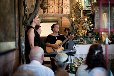 Kapelle Loretto Musiker