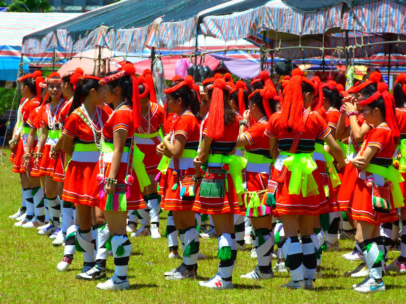 Hualien County. De Liyu lake à Guangfu, Taipinlang ( festival AMIS) Fongbin et retour J 5 - P1240500.JPG