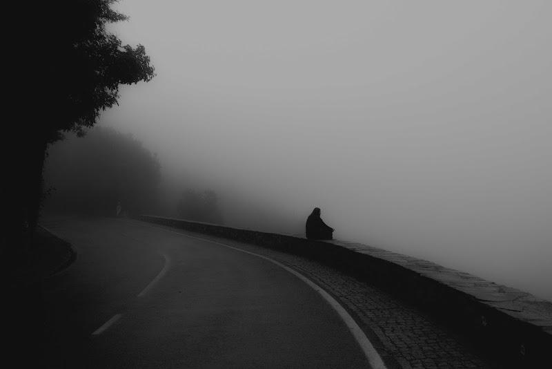 Osservare il silenzio e l'infinito. di alemotionpics