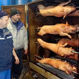 Pig roast for Christmas