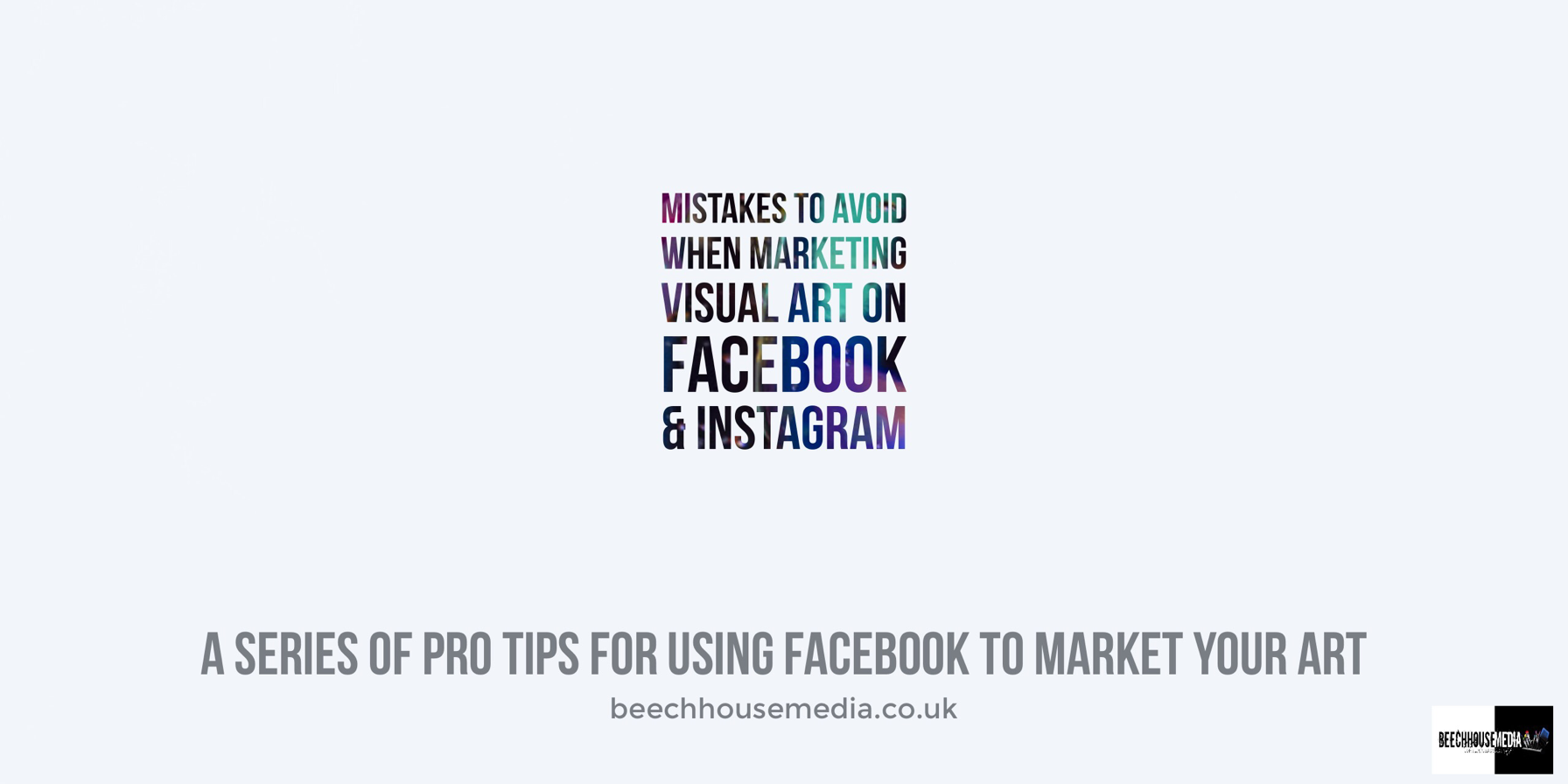 mistakes to Avoid when marketing on Facebook and Instagram