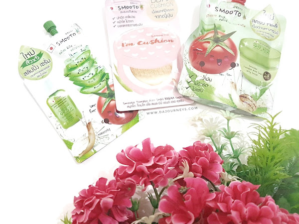 [First Impressions] Smooto Aloe Vera Series