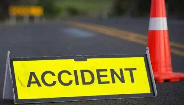 समस्तीपुर में भीषण सड़क हादसे में 3 लोग गम्भीर रूप से जख्मी एक कि हालात काफी नाजुक।