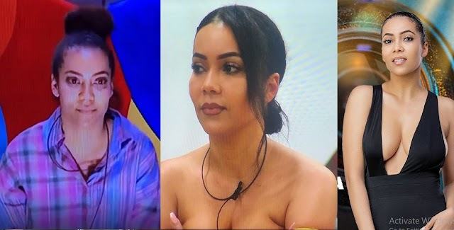 BBNaija 2021: 'Winners Never Quit, & Quitters Never Win' – Maria Says After Being Revealed As A Wildcard