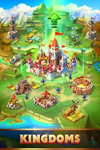 Lords Mobile: Kingdom Wars Mod Apk (Free VIP 15 + Unlimited Diamonds) 2