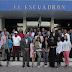 La Fuerza Aérea de República Dominicana agasaja periodistas