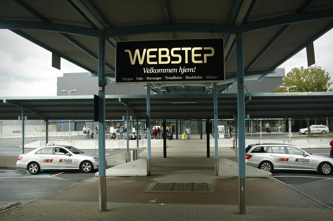 Lotnisko w Bergen