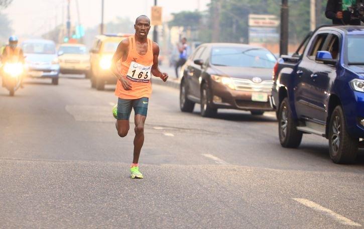 Kenyan's David Barmasai