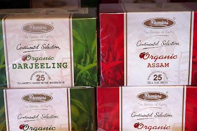 おすすめ商品:プリミアスティー紅茶オーガニック