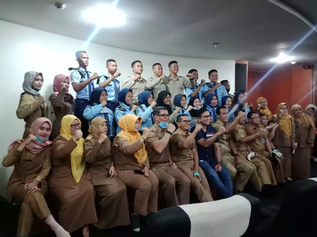 Genjot Minat Baca, DKP Purwakarta Gandeng Sekolah Swasta