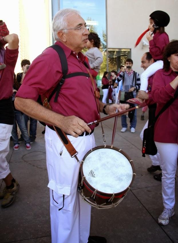 Congrés Ciència en Acció 09-10-11 - 20111009_162_grallers_Lleida_Congres_Ciencia_en_Accio.jpg