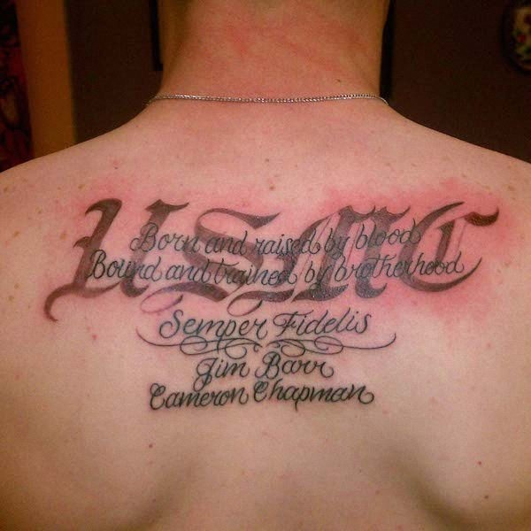 back-marine-corps-tattoo