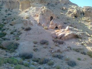בית הקברות של הכהנים מבית שני בהרים מעל יריחו