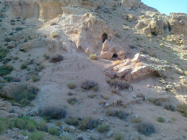 מערות הקבורה של החשמונאים ביריחו