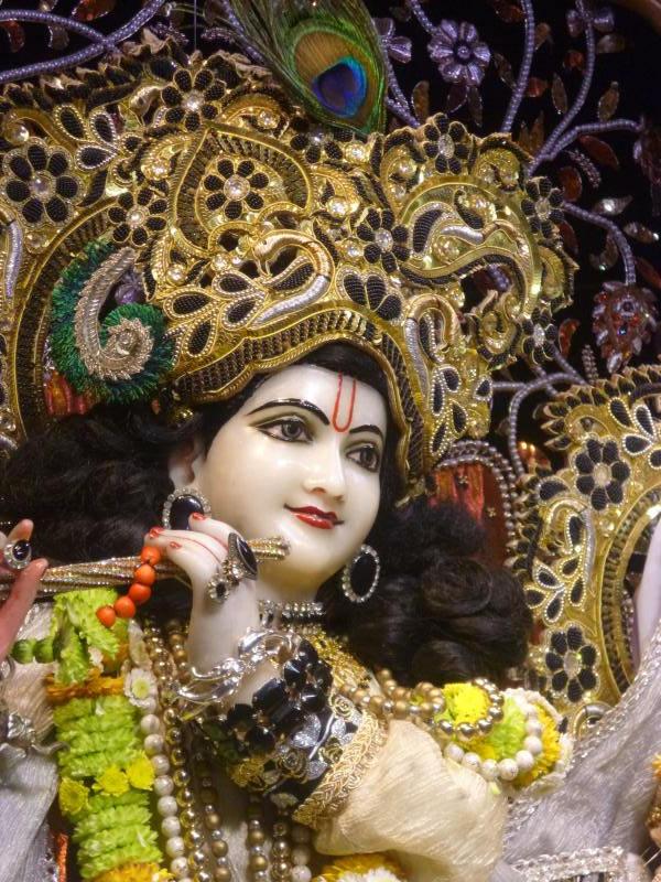 ISKCON Bhaktivedanta Manor Deity Darshan 16 Dec 2015 (19)