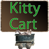 Kitty Cart - Cat Minecart Game