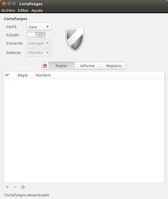 Protege Ubuntu en redes públicas - habilitar