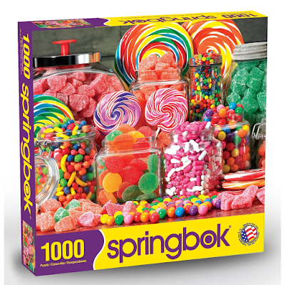 Springbok Candy Galore Puzzle 1000pc