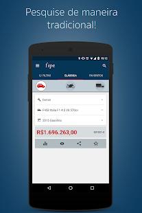 Tabela FIPE - Preço de Veículo - náhled